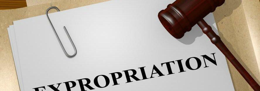l'expropriation pour cause d'utilité publique